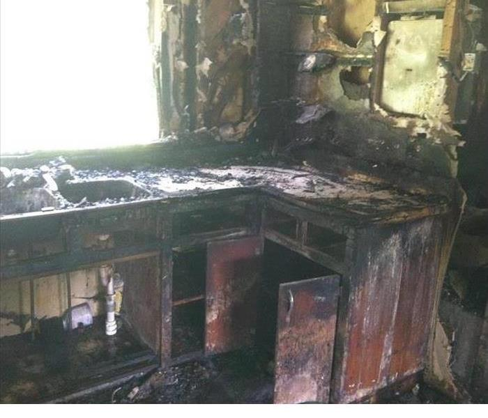 Kitchen Fire in PA