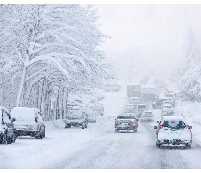 Storm Damage Effective Ways To Prepare Your Business for Winter Storm Damage and Restoration