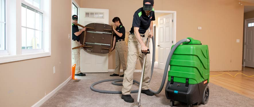 Indiana, PA residential restoration cleaning